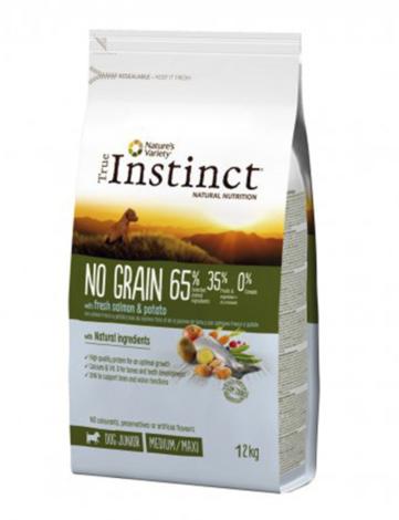 Instinct no grain