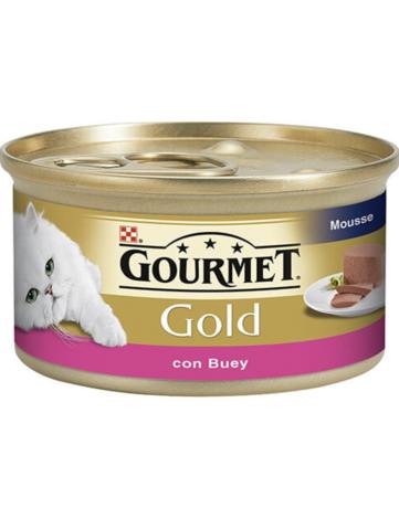 gourmet gold con buey
