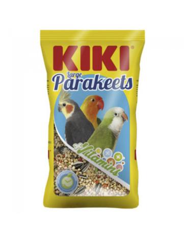 kiki large parakeets