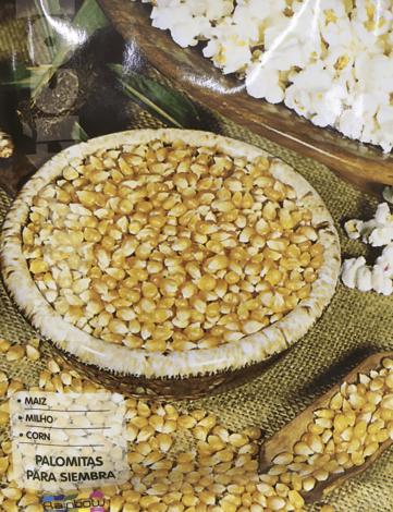 maiz palomitas para siembra